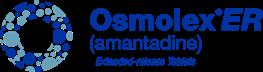 OSMOLEX<sup>®</sup> ER (amantadine) logoex